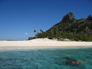 Fiji - castaway adası